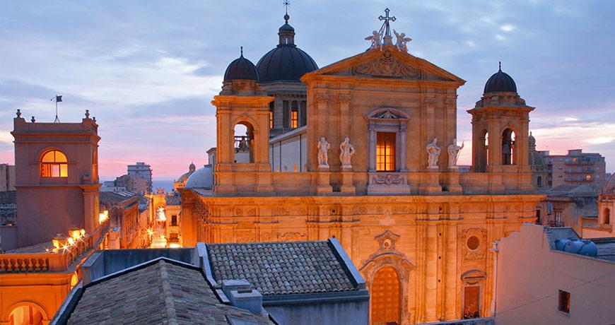 Marsala: lo Stagnone. La Rosa dei Venti home restaurant e casa vacanze