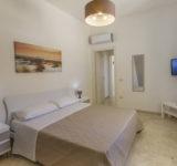 Camera matrimoniale al B&B La Rosa dei Venti, la casa vacanza Marsala Stagnone